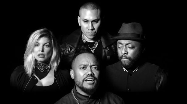 The Black Eyed Peas Are Still Wondering #WHERESTHELOVE | WHERESTHELOVE