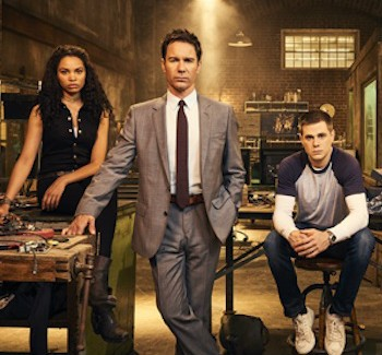 Showcase's New Show 'Travelers' Premieres At Fan Expo | Travelers