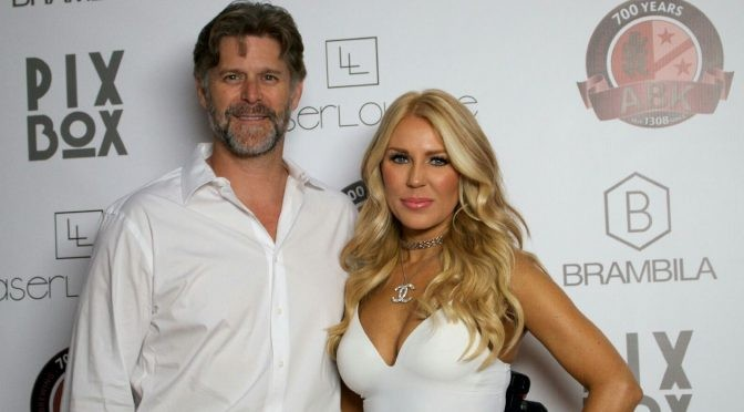 Real Housewives Gretchen Rossi Knows How To Wear White At The Endless Summer Party