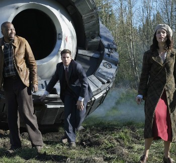Not Sold On NBC's 'Timeless' Just Yet | Timeless