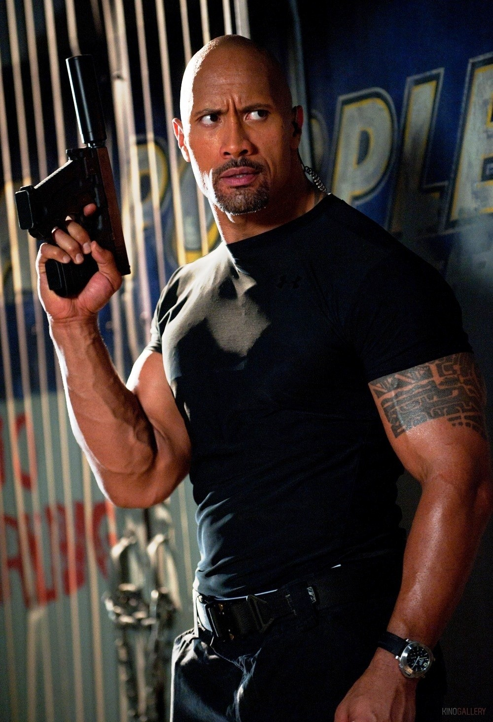 G.I. Joe 3 Looks Set To Be Delayed By Dwayne Johnson's Career | Dwayne Johnson