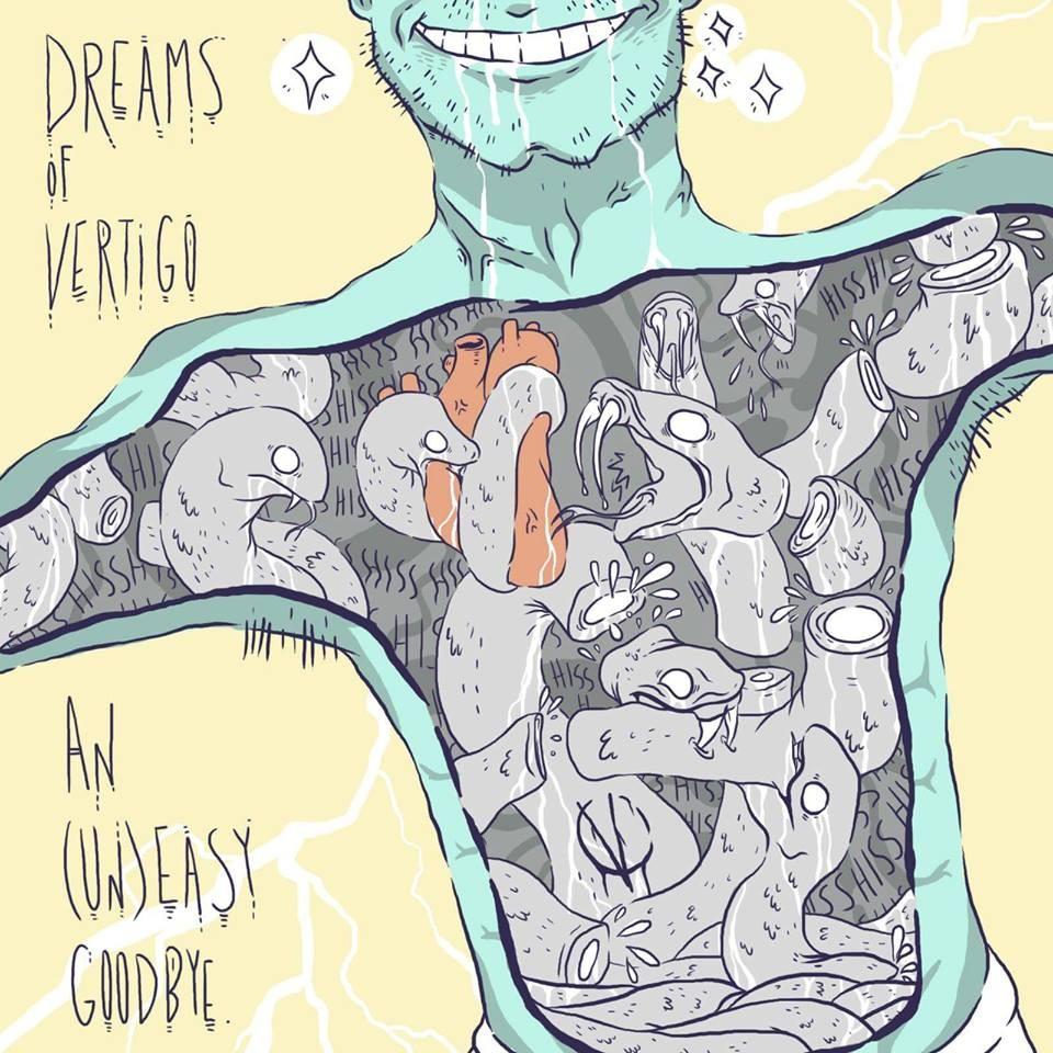 Dreams Of Vertigo Chats 'Reject University, Pt. 2' & Touring | Dreams Of Vertigo