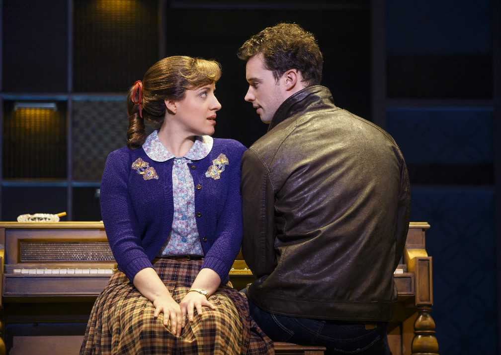 A Chat With 'Beautiful: The Carole King Musical' Star Liam Tobin | Beautiful