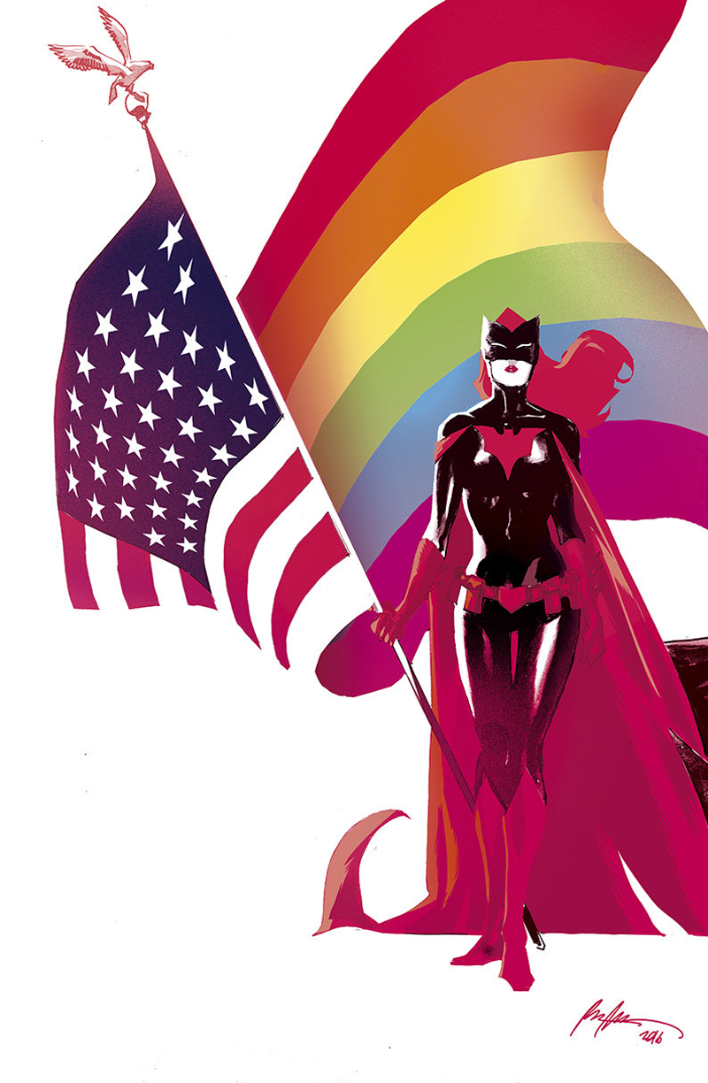Comic Book Creators Join Forces To Help Orlando Victims | creators