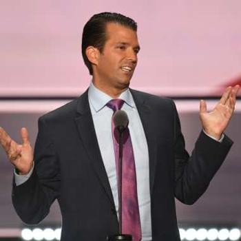 Donald Trump Jr. Compares Refugees To Candy | Trump Jr