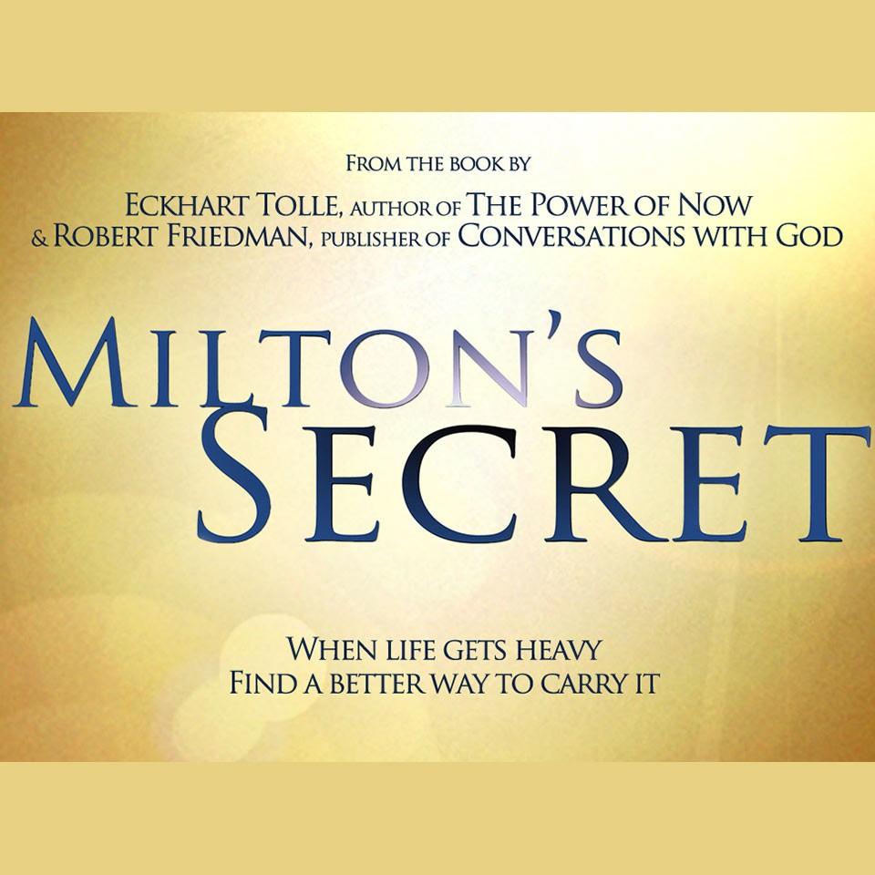 Milton's Secret To Premiere At Vancouver International Film Festival | Milton's Secret