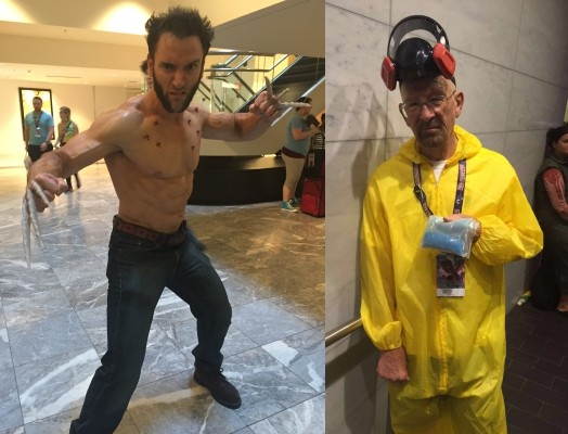 Dragon Con 2016 Cosplay: The Best, Funniest And Most Bizarre | Dragon Con 2016
