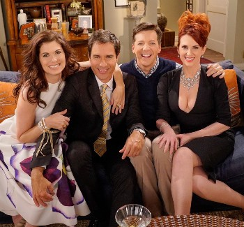 We're With Them, Will & Grace (And Jack & Karen) Are Back! | Will & Grace