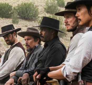 The Magnificent Seven Gallops With $35 Million Box Office Debut | Magnificent Seven