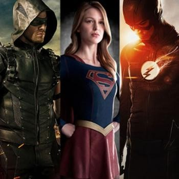 CW's Superhero Fightclub 2.0 Promo Welcomes Supergirl To The Club | fight club
