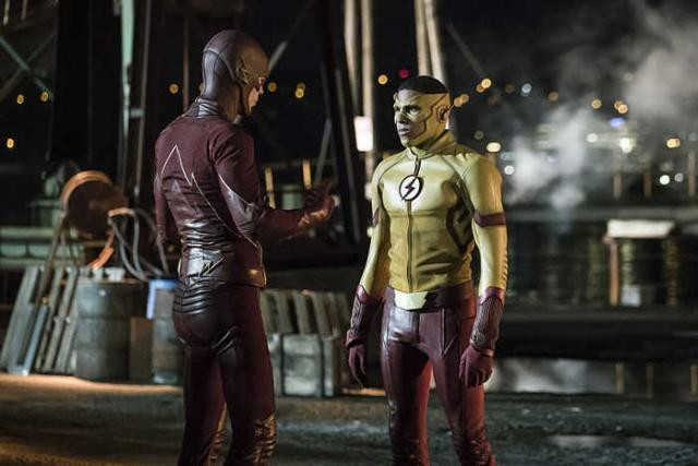 The Flash: 03x01, Flashpoint | Flashpoint