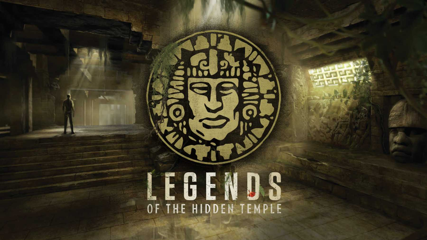 Venture Into Olmec's Temple In New Legends Of The Hidden Temple Trailer | Temple