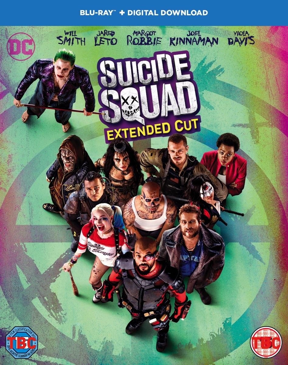 We're Getting A Suicide Squad Extended Cut With 13 Minutes Of Extra Footage | Squad Extended