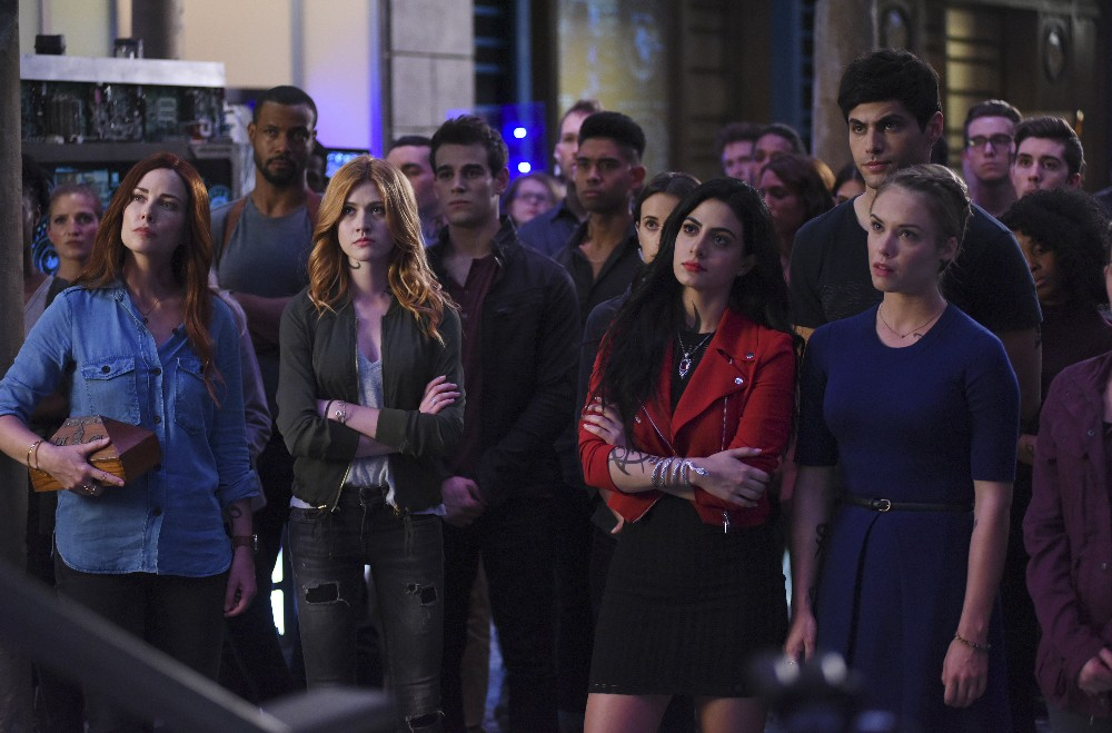 Freeform's Original Series Shadowhunters Announces Season 2 Premiere Date And Guest Director | Shadowhunters