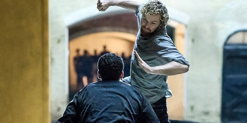 Watch The First 'Iron Fist' Trailer From NYCC | Iron Fist