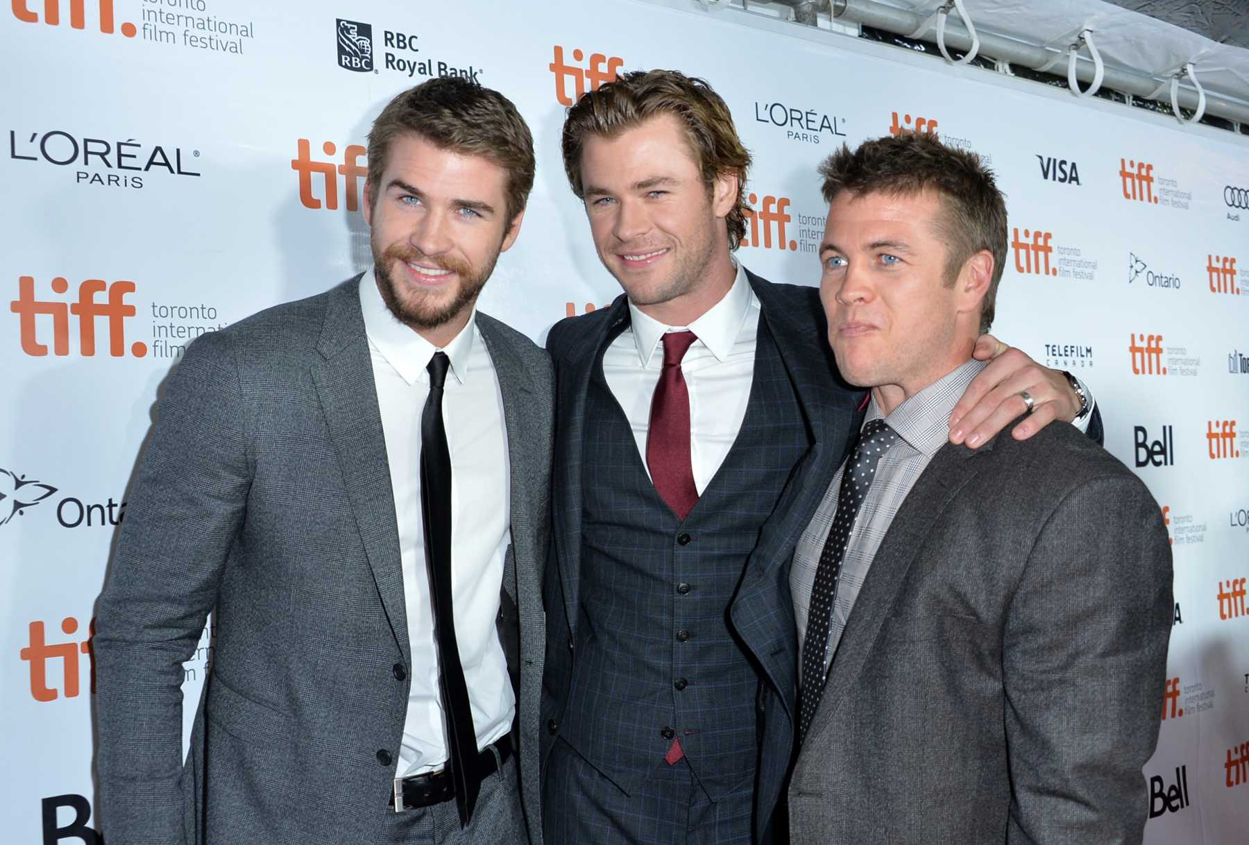 Pop10 Things You Need To Know About Luke Hemsworth | Luke Hemsworth