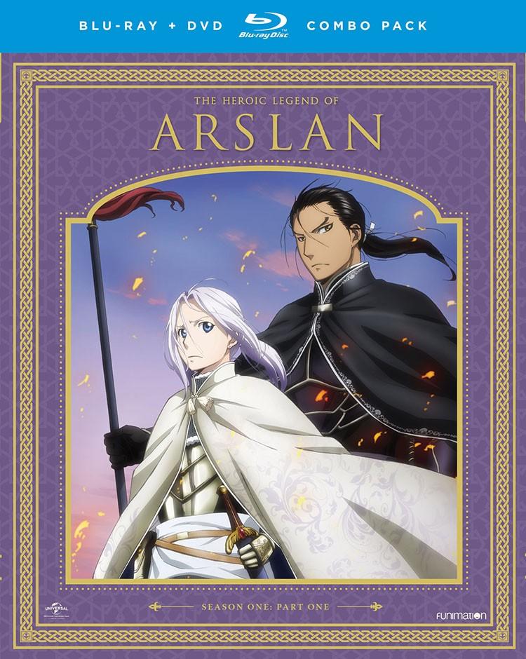 The Heroic Legend Of Arslan (Series Review) | arslan