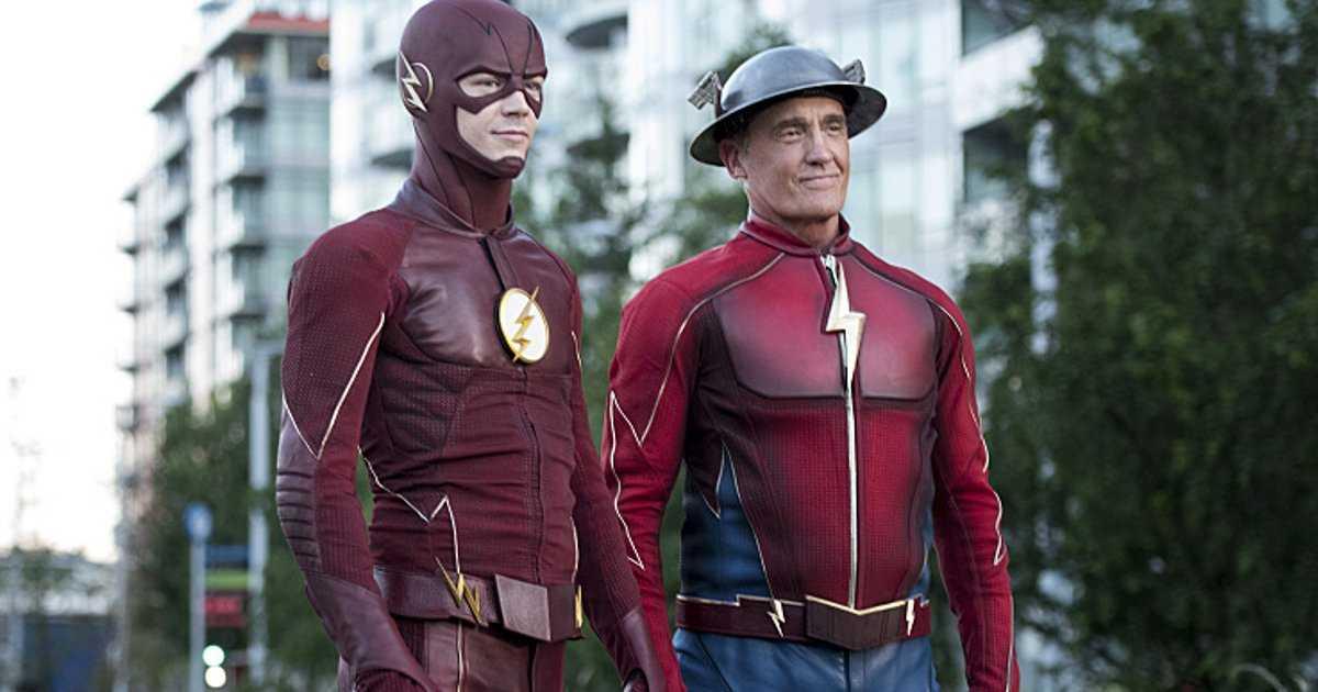 The Flash: 03x02, Paradox | Paradox