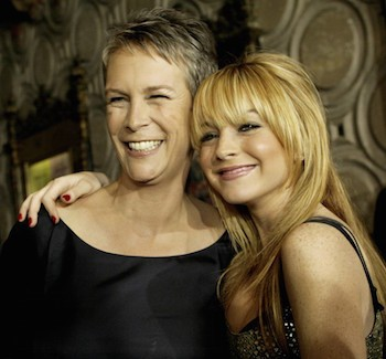 Jamie Lee Curtis Has Words For Donald Trump Over Lindsay Lohan Comments | Jamie Lee Curtis