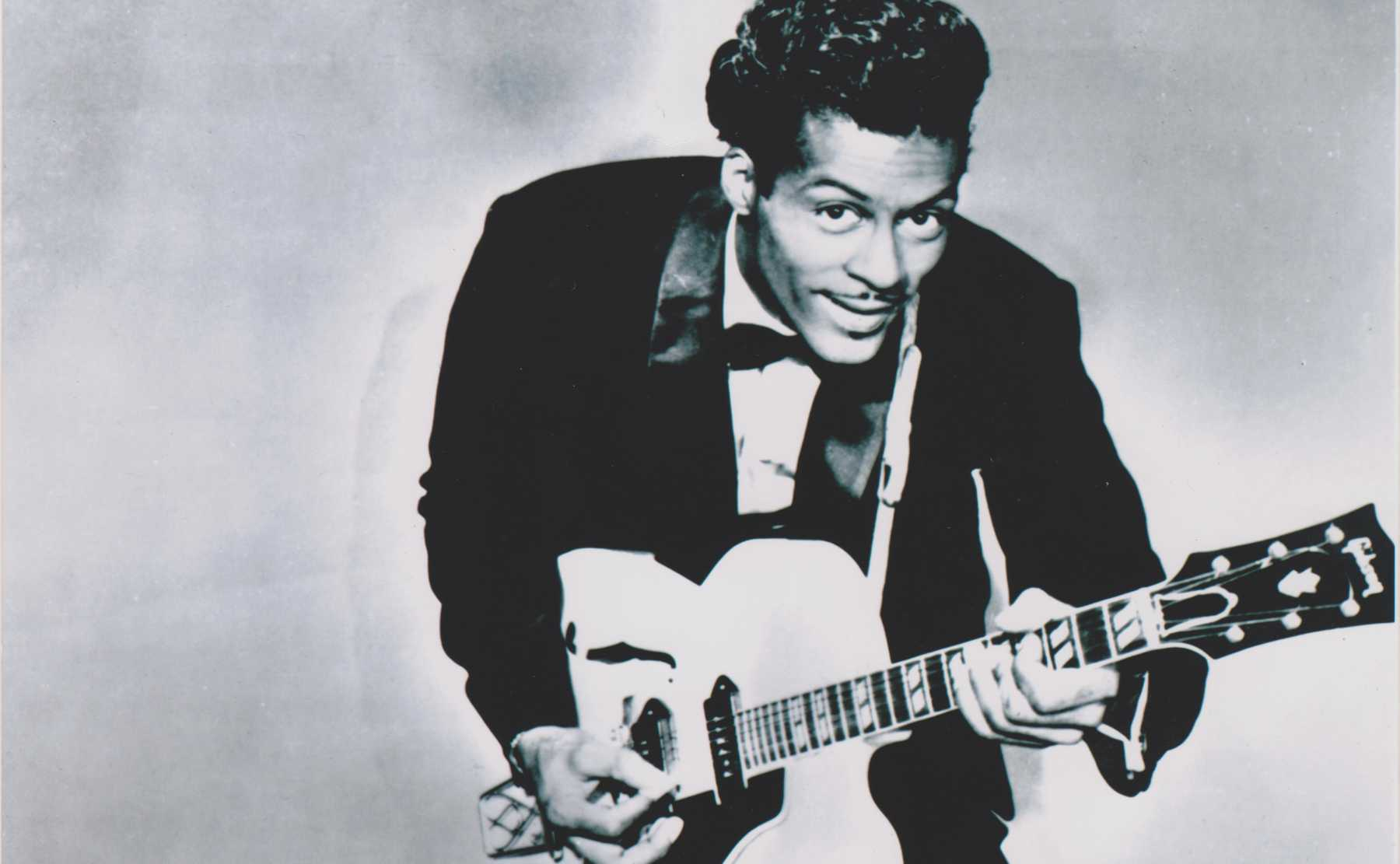 Happy 90th Birthday, Chuck Berry! Here Are His Pop10 Songs | Chuck Berry