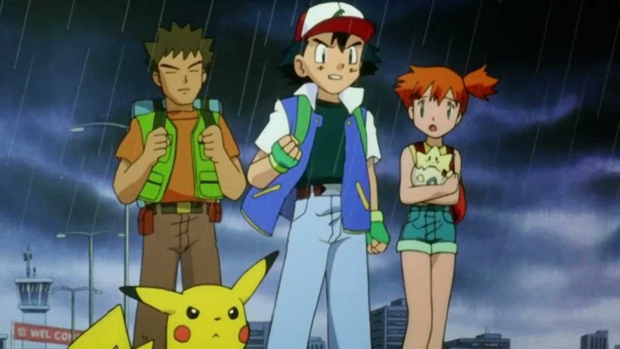 'Pokémon: The First Movie' To Return To Theaters! | first movie