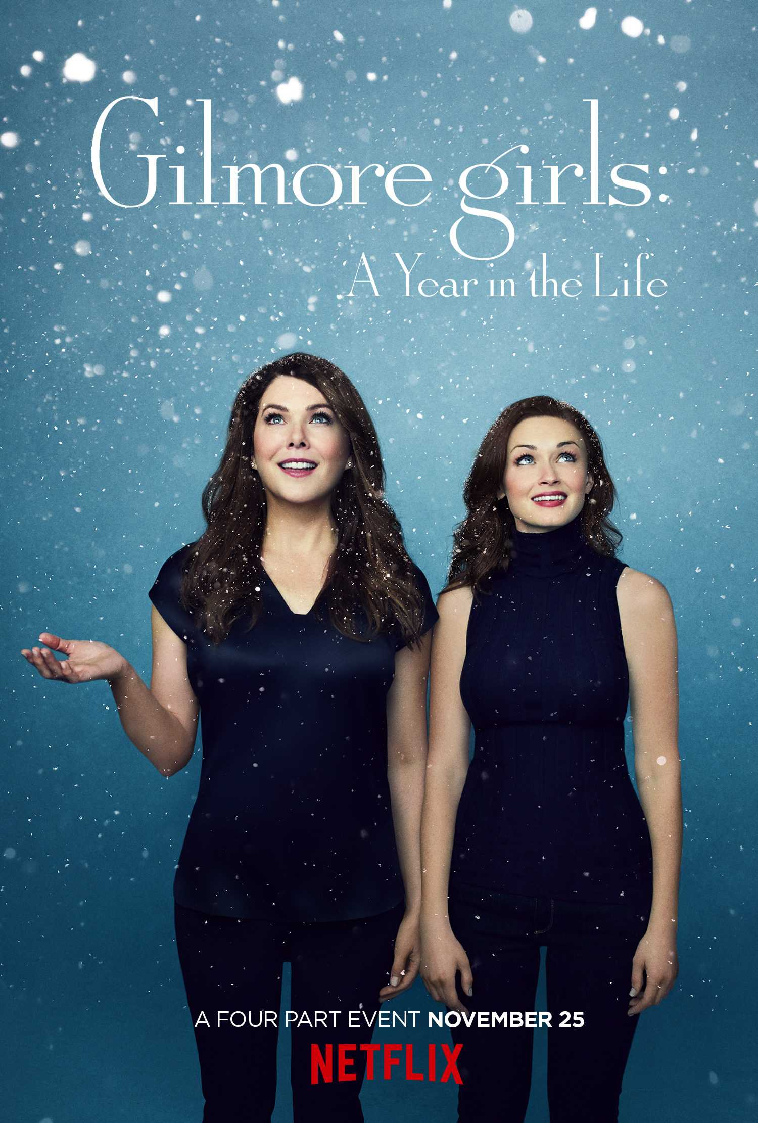Gilmore Girls: A Year In The Life Posters Show Us The Seasons Of Stars Hollow | Stars Hollow