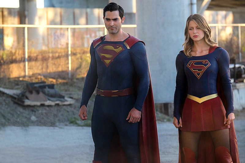 Supergirl: 02x02, The Last Children Of Krypton | Krypton