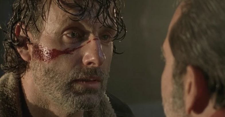 A Couple Of Deadheads Predict Who Suffered Lucille's Wrath On The Walking Dead S6 Finale | Walking Dead