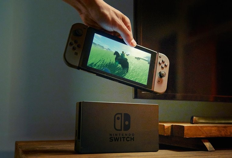 First Look At The Versatile Nintendo Switch, A Console & Handheld Gaming Device | Nintendo Switch