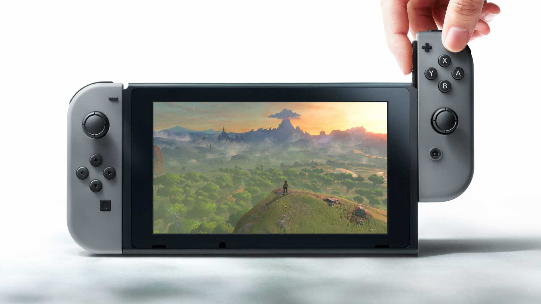 Nintendo Releases New Details About The Nintendo Switch | Nintendo Switch