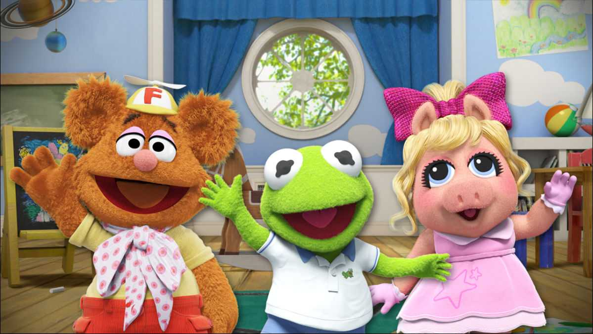 Muppet Babies Return To Disney Junior | Muppet Babies