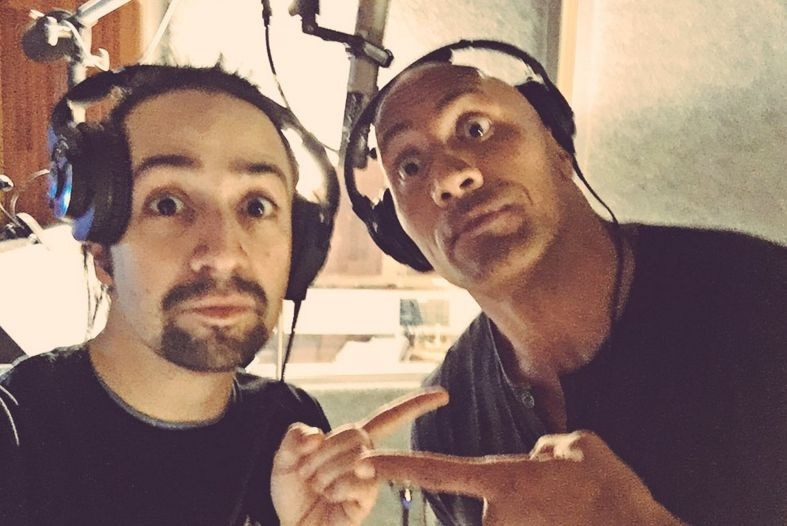 Disney Releases First Lin-Manuel Miranda Penned Moana Track | Lin-Manuel
