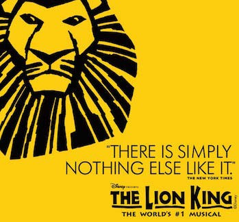 The Art Of Storytelling With The Lion King's Gerald Ramsey | Lion King