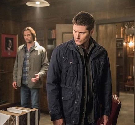 Supernatural: 12x05, The One You've Been Waiting For | One You've Been Waiting For