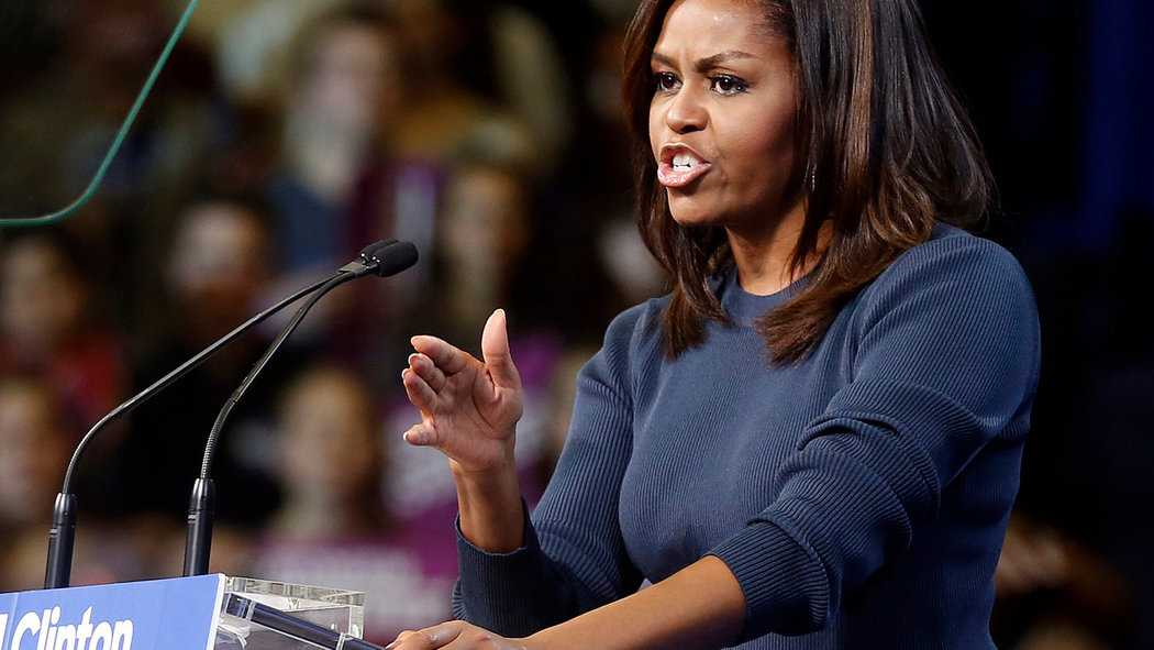 The Internet Clamors For Michelle Obama To Run In 2020 | Michelle Obama