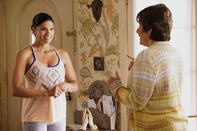 Jane The Virgin (Except Not Really): 03x05, Chapter Forty-Nine | FORTY-NINE