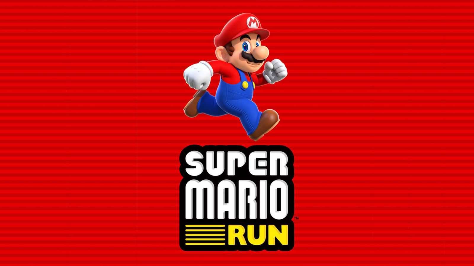 Super Mario Run Sets iOS Release Date | Super Mario Run