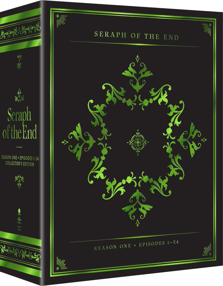 Seraph Of The End: Collector's Edition (Series Review) | seraph of the end