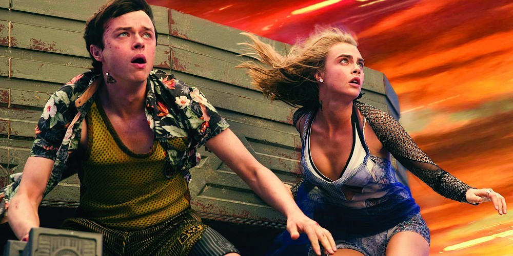 Twitter On Trailers: Valerian And The City Of A Thousand Planets | Valerian