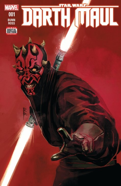 Marvel To Unhood Darth Maul's Training With Upcoming Mini-Series | Darth Maul