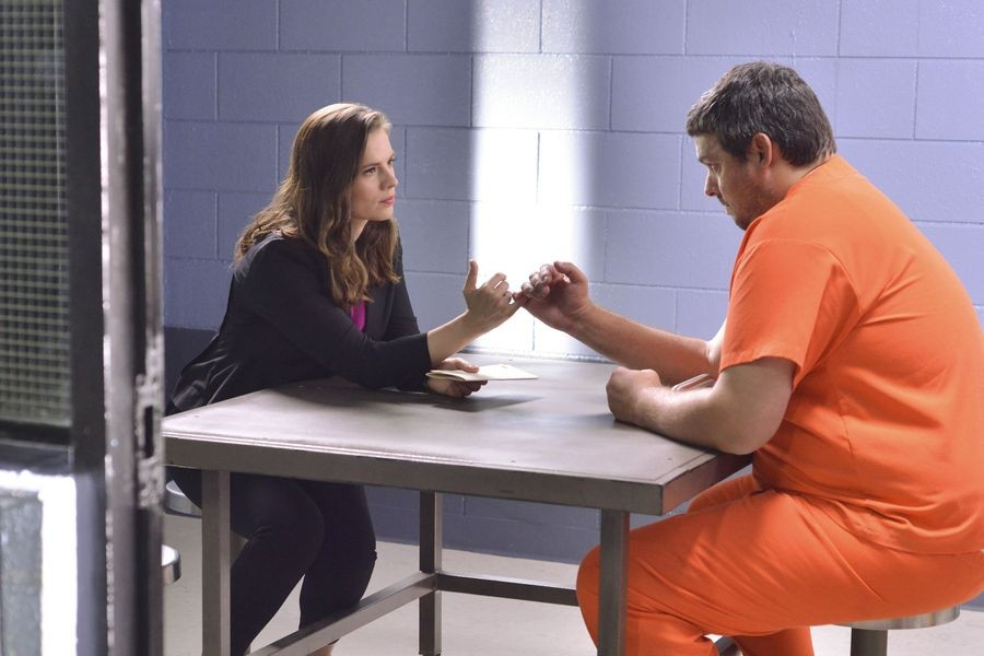 Conviction: 01x07, A Simple Man | Simple Man
