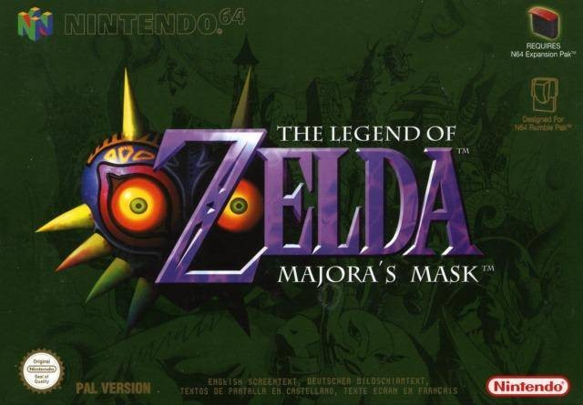 Fan-Made Majora's Mask Trailer Delights Internet | Majora's Mask
