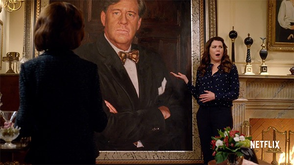 Gilmore Girls: A Year In The Life: 01x01, Winter   Winter