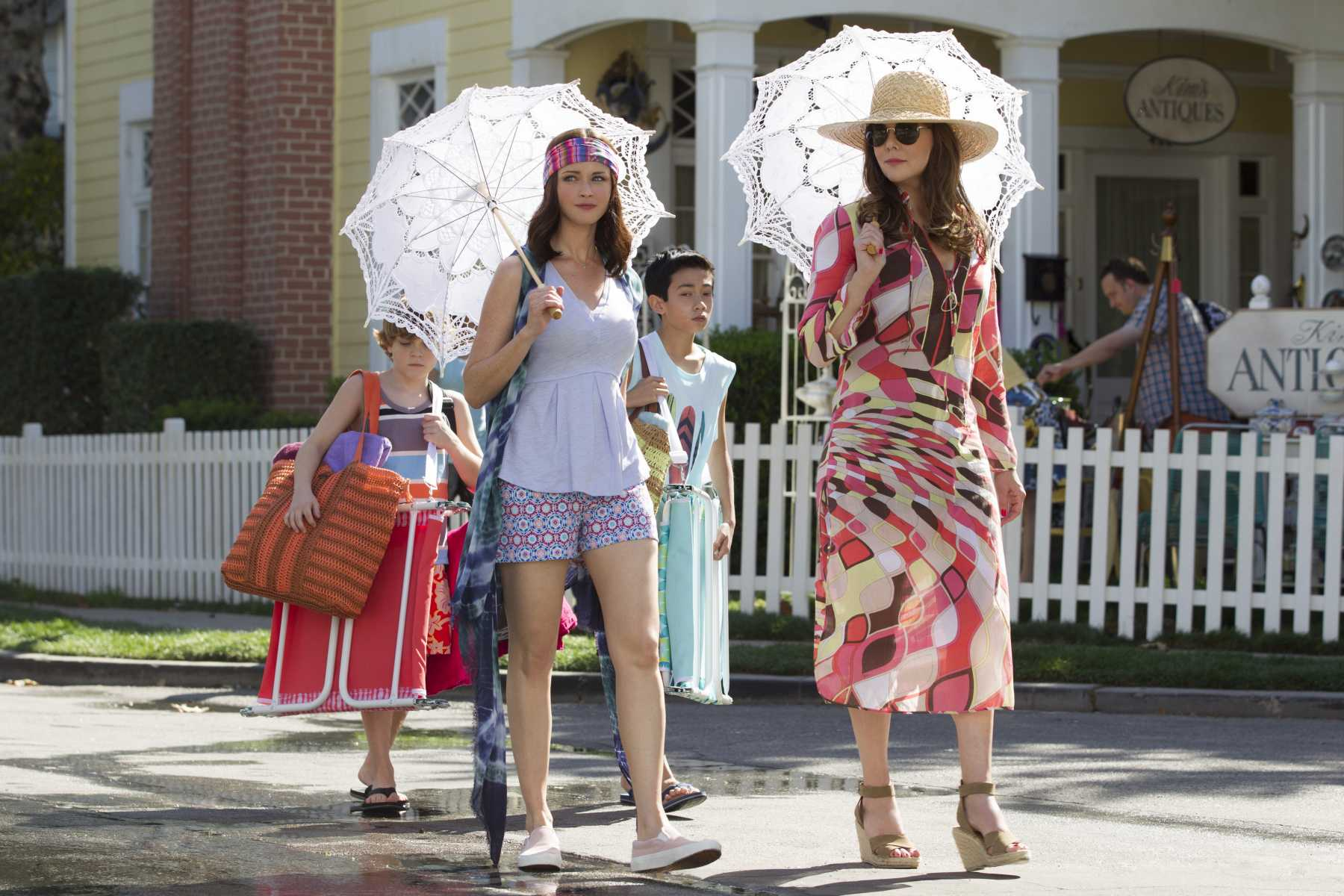 Gilmore Girls: A Year In The Life: 01x03, Summer | Summer