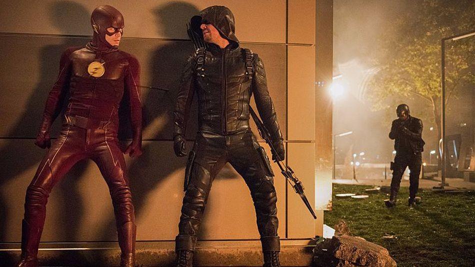 The Flash: 03x08, Invasion! | invasion