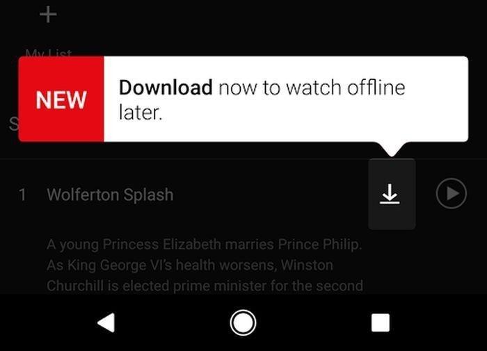 Netflix Officially Adds Offline Viewing | Netflix