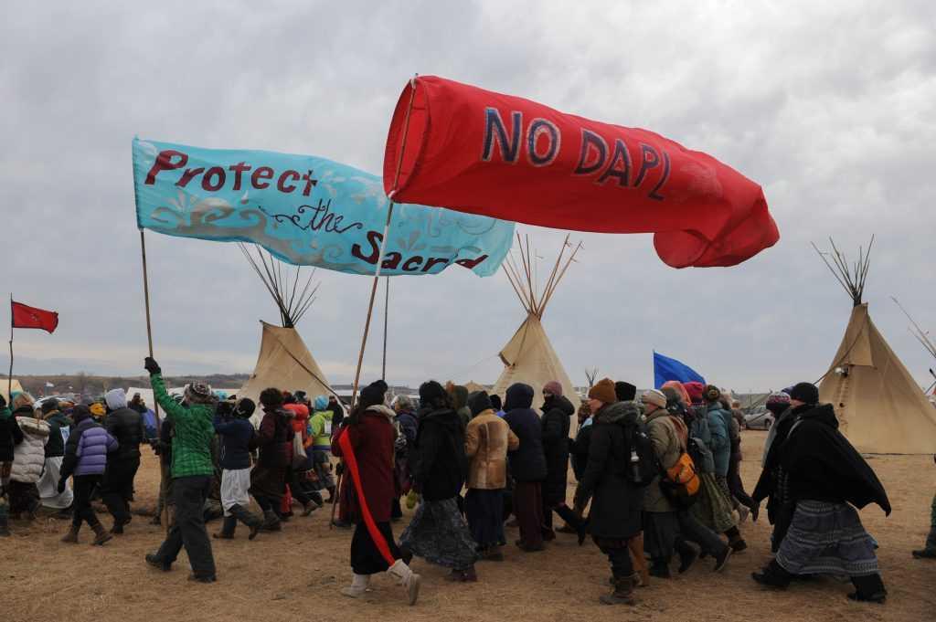 Federal Officials Halt Construction Of Dakota Access Pipeline, Seek Alternate Routes | Dakota Access