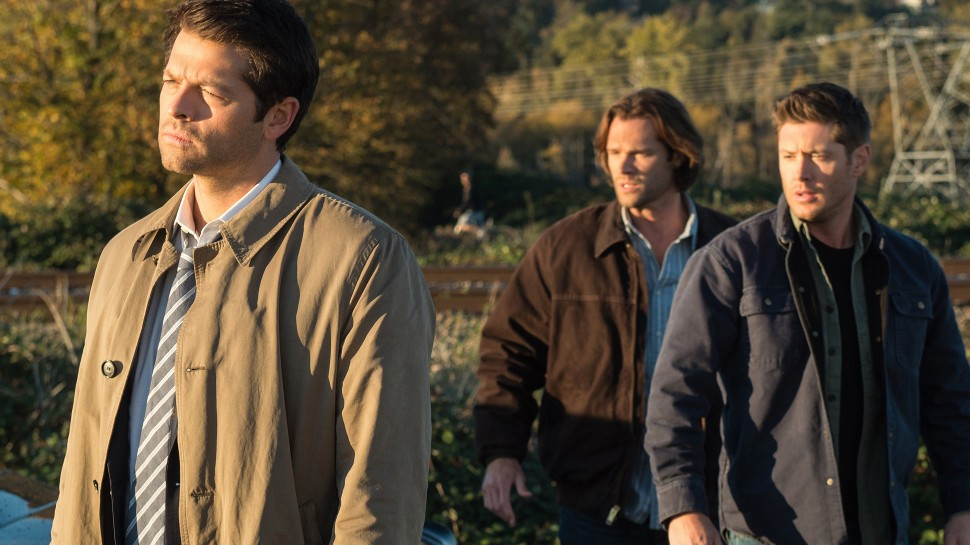 Supernatural: 12×08, LOTUS | LOTUS