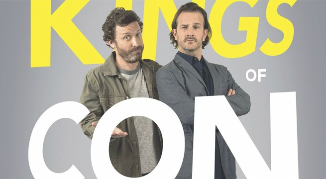 Richard Speight Jr. And Rob Benedict Talk New Web Series Kings Of Con | Kings Of Con