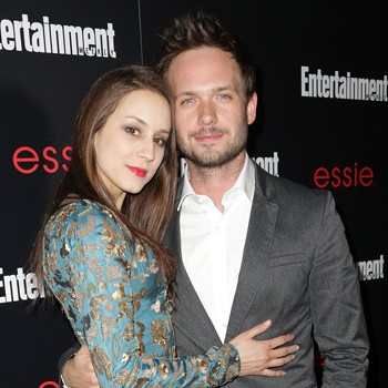 Patrick J. Adams And Troian Bellisario Have Tied The Knot | Bellisario